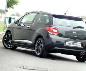 Citroen DS3 HDi 110 photo 8