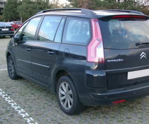 Citroen Grand C4 Picasso photo 1