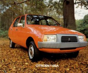 Citroen Visa photo 7