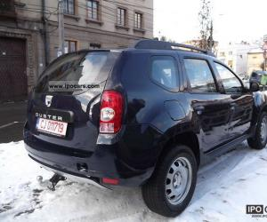 Dacia Duster dCi 90 image #11
