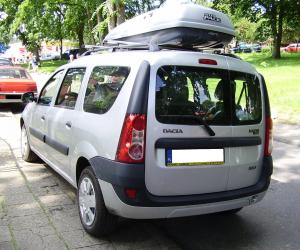 Dacia Logan MCV photo 1