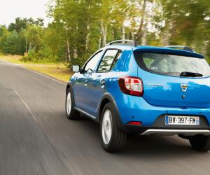 Dacia Sandero Stepway 1.5 dCi photo 4