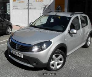 Dacia Sandero Stepway 1.5 dCi photo 7