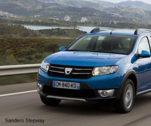 Dacia Sandero Stepway 1.5 dCi photo 8
