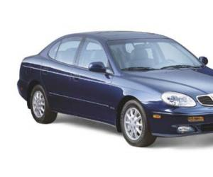Daewoo Leganza photo 11