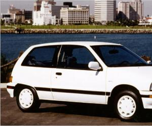 DAIHATSU Charade photo 9