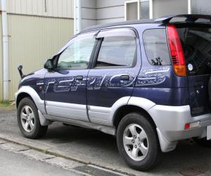 DAIHATSU Terios photo 2