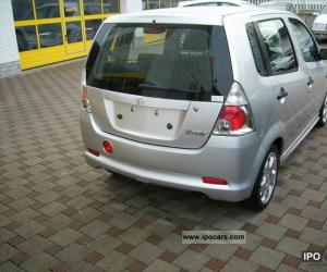 DAIHATSU YRV EDITION 25 photo 9