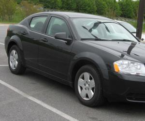 Dodge Avenger photo 1