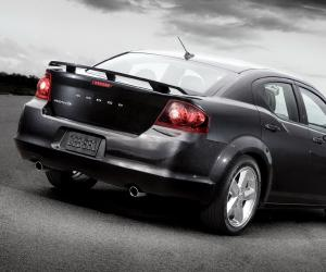 Dodge Avenger photo 5