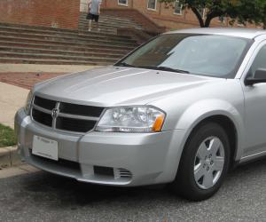 Dodge Avenger photo 9