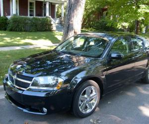 Dodge Avenger R/T photo 1