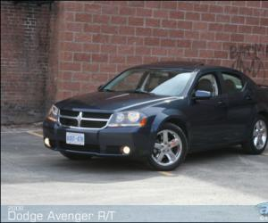 Dodge Avenger R/T photo 8