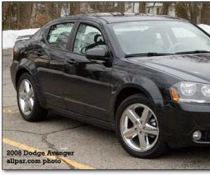 Dodge Avenger R/T photo 9