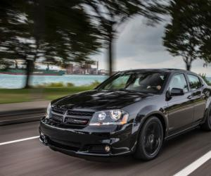 Dodge Avenger R/T photo 10
