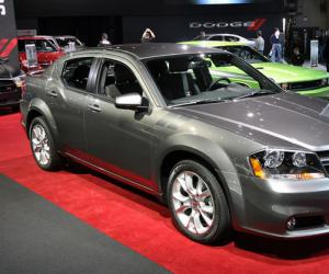 Dodge Avenger R/T photo 14
