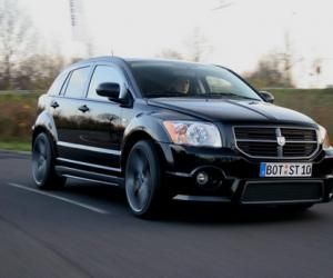 Dodge Caliber 2.0 CRD photo 3