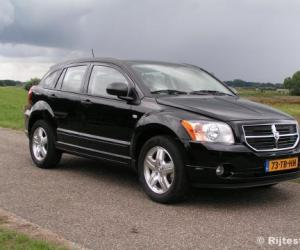 Dodge Caliber 2.0 CRD photo 6