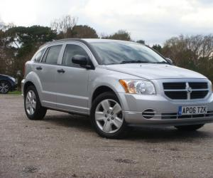 Dodge Caliber 2.0 CRD photo 11