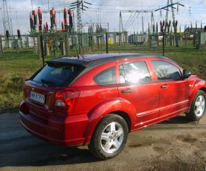 Dodge Caliber 2.0 CRD photo 12