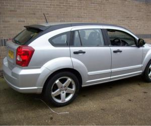 Dodge Caliber 2.0 CRD photo 15