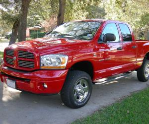 Dodge RAM photo 1