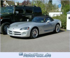 Dodge Viper SRT-10 Cabriolet photo 2