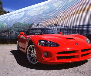 Dodge Viper SRT-10 Cabriolet photo 3