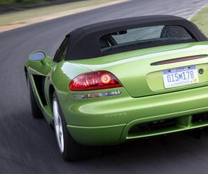 Dodge Viper SRT-10 Cabriolet photo 13
