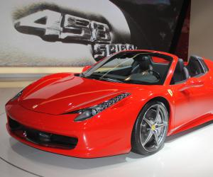 Ferrari 458 Spider photo 1