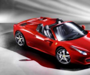 Ferrari 458 Spider photo 2