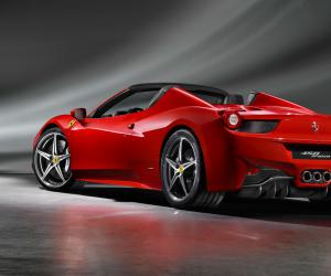 Ferrari 458 Spider photo 4