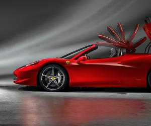 Ferrari 458 Spider photo 5
