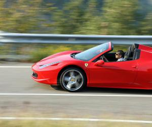 Ferrari 458 Spider photo 8