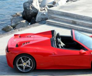 Ferrari 458 Spider photo 10