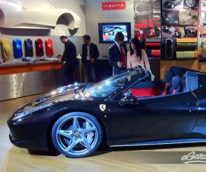 Ferrari 458 Spider photo 13