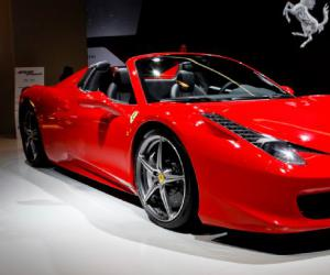 Ferrari 458 Spider photo 14