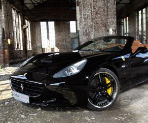 Ferrari California photo 7