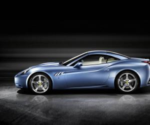 Ferrari California photo 9