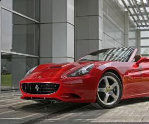 Ferrari California photo 14