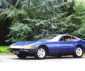 Ferrari Daytona photo 2