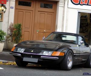 Ferrari Daytona photo 6