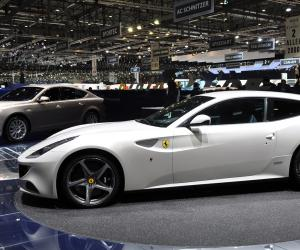 Ferrari FF photo 8