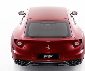 Ferrari FF photo 10
