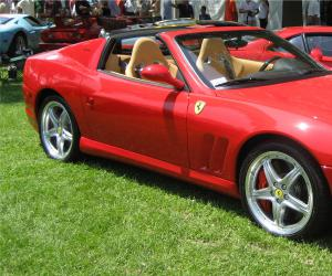 Ferrari Superamerica photo 1