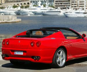 Ferrari Superamerica photo 6