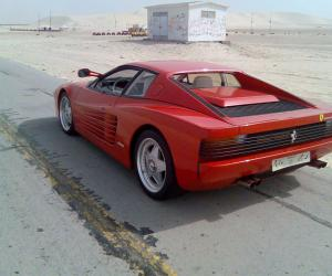 Ferrari Testarossa photo 1