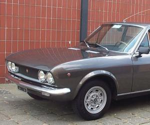 Fiat 124 Coupé photo 1