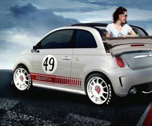 Fiat 500 Abarth Esseesse #8