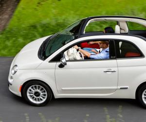 Fiat 500 Cabrio #8